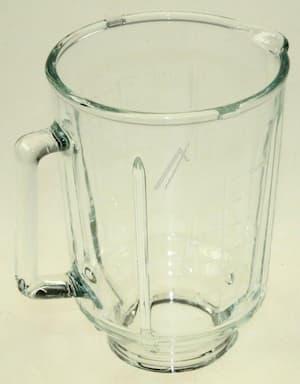 Vaso cristal para licuadora Krups